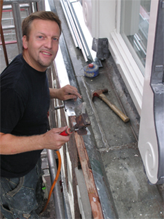 Pietersbouw Sanitaire installaties en woningrenovatie